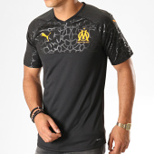/achat-t-shirts/puma-maillot-de-foot-om-3rd-authentic-755660-noir-orange-187700.html