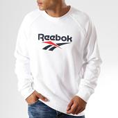 /achat-sweats-col-rond-crewneck/reebok-sweat-crewneck-classic-vector-fk3370-blanc-187579.html