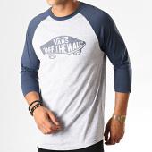 /achat-t-shirts-manches-longues/vans-tee-shirt-manches-longues-off-the-way-raglan-vn000xxmk00-gris-chine-bleu-fonce-187779.html