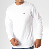 /achat-t-shirts-manches-longues/vans-tee-shirt-manches-longues-left-chest-hit-vn0a49lcyb2-blanc-187783.html