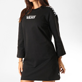 /achat-robes/vans-robe-pull-femme-a-bandes-chromo-ii-a47ygblk-noir-187797.html
