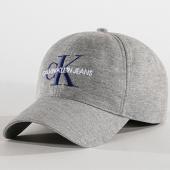 /achat-casquettes-de-baseball/calvin-klein-jeans-casquette-monogram-4940-gris-chine-187835.html