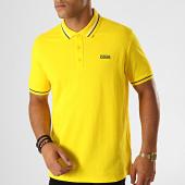 /achat-polos-manches-courtes/hugo-by-hugo-boss-polo-manches-courtes-reverse-logo-daruso194-50414224-jaune-blanc-bleu-marine-187895.html