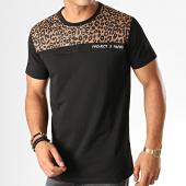 /achat-t-shirts/project-x-tee-shirt-1910051-noir-marron-leopard-187947.html