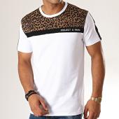 /achat-t-shirts/project-x-tee-shirt-a-bandes-1910051-noir-blanc-marron-leopard-187948.html