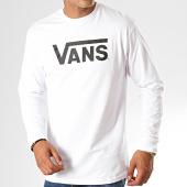 /achat-t-shirts-manches-longues/vans-tee-shirt-manches-longues-classic-vn000k6hyb2-blanc-noir-187814.html