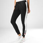 /achat-pantalons-joggings/fila-pantalon-jogging-femme-a-bandes-freya-687091-noir-blanc-187990.html