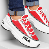 /achat-baskets-basses/fila-baskets-dstr97-1010570-02a-white-fila-red-187997.html