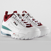 /achat-baskets-basses/fila-baskets-femme-disruptor-cb-low-1010604-02h-white-rhubarb-188012.html