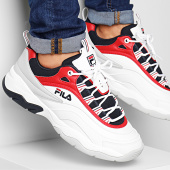 /achat-baskets-basses/fila-baskets-ray-cb-low-1010723-150-white-fila-navy-fila-red-188053.html