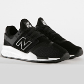 e0ad858a943e New Balance - Baskets Lifestyle 247 736001-60 Black