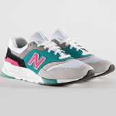 /achat-baskets-basses/new-balance-baskets-classics-997-738141-60-grey-white-green-188096.html