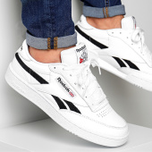 /achat-baskets-basses/reebok-baskets-club-c-revenge-mu-eg9270-white-black-188145.html