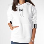 https://www.laboutiqueofficielle.com/achat-sweats-capuche/adidas-sweat-capuche-femme-vocal-ed5850-blanc-noir-188219.html