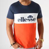 /achat-t-shirts/ellesse-tee-shirt-1031n-gustave-bleu-marine-orange-188264.html