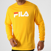 /achat-t-shirts-manches-longues/fila-tee-shirt-manches-longues-classic-pure-681092-jaune-188166.html