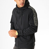 /achat-sweats-zippes-capuche/jack-and-jones-sweat-zippe-capuche-a-bandes-combine-noir-188275.html