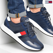 /achat-baskets-basses/tommy-jeans-baskets-flag-flexi-sneakers-ink-188215.html