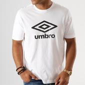 /achat-t-shirts/umbro-tee-shirt-729280-60-blanc-noir-188172.html