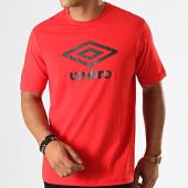 /achat-t-shirts/umbro-tee-shirt-729280-60-rouge-noir-188174.html