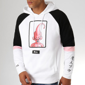 /achat-sweats-capuche/dragon-ball-z-sweat-capuche-brode-buu-blanc-noir-188353.html