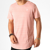 /achat-t-shirts-longs-oversize/g-star-tee-shirt-oversize-starkon-loose-d15105-b140-rose-chine-blanc-188343.html