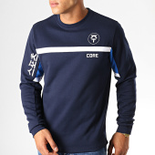 /achat-sweats-col-rond-crewneck/jack-and-jones-sweat-crewneck-leon-bleu-marine-188339.html