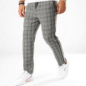 /achat-pantalons-carreaux/teddy-smith-pantalon-carreaux-a-bandes-pywan-gris-188283.html
