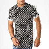 /achat-t-shirts-longs-oversize/uniplay-tee-shirt-oversize-uy418-noir-blanc-188291.html
