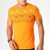 /achat-t-shirts/john-h-tee-shirt-a061-orange-188467.html