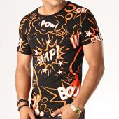 /achat-t-shirts/john-h-tee-shirt-m-33-noir-orange-188481.html