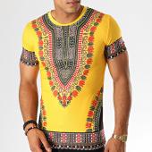 /achat-t-shirts/john-h-tee-shirt-a081-jaune-188490.html