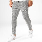 /achat-pantalons-carreaux/john-h-pantalon-carreaux-k1-noir-blanc-188498.html