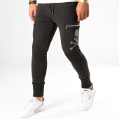 /achat-pantalons-joggings/john-h-pantalon-jogging-a-strass-p2825-noir-argente-188505.html