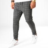 /achat-pantalons-carreaux/john-h-pantalon-carreaux-k8-gris-anthracite-188524.html