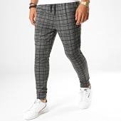 /achat-pantalons-carreaux/john-h-pantalon-a-carreaux-k8-gris-noir-beige-188574.html