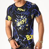 /achat-t-shirts/john-h-tee-shirt-m-33-noir-bleu-jaune-188582.html