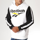 /achat-sweats-capuche/reebok-sweat-capuche-a-bandes-classic-vector-eb3633-blanc-noir-188581.html