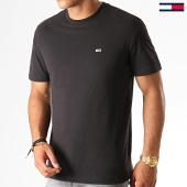 /achat-t-shirts/tommy-jeans-tee-shirt-classics-6061-noir-188549.html