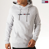 /achat-sweats-capuche/tommy-jeans-sweat-capuche-straight-logo-7030-gris-chine-188565.html