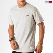 /achat-t-shirts/tommy-jeans-tee-shirt-chest-corp-logo-7194-gris-chine-188570.html