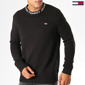 /achat-pulls/tommy-hilfiger-jeans-pull-solid-7000-noir-188594.html