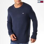 /achat-pulls/tommy-jeans-pull-classics-7191-bleu-marine-188607.html
