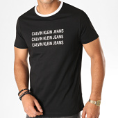 /achat-t-shirts/calvin-klein-tee-shirt-institutional-repetition-3242-blanc-noir-188686.html