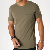 /achat-t-shirts/calvin-klein-tee-shirt-2734-vert-kaki-188690.html