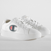 /achat-baskets-basses/champion-baskets-femme-era-leather-s10739-white-188730.html