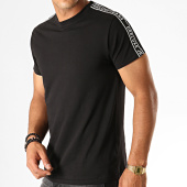 /achat-t-shirts/deeluxe-tee-shirt-a-bandes-colbert-noir-blanc-188822.html