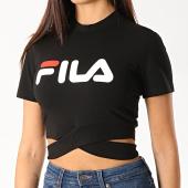 /achat-t-shirts/fila-tee-shirt-femme-crop-roxy-681926-noir-188645.html