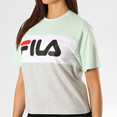 /achat-t-shirts/fila-tee-shirt-femme-allison-682125-vert-clair-blanc-gris-chine-188648.html