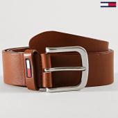 /achat-ceintures/tommy-hilfiger-jeans-ceinture-classic-flag-5142-cognac-188753.html